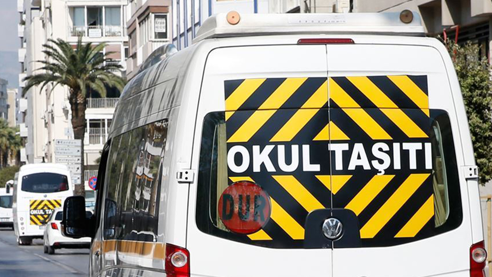 Servis Aracı Şoförü MYK